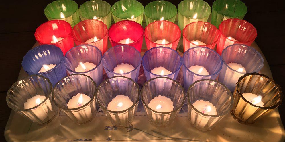 8 décembre 2016 – Fête des Lumières